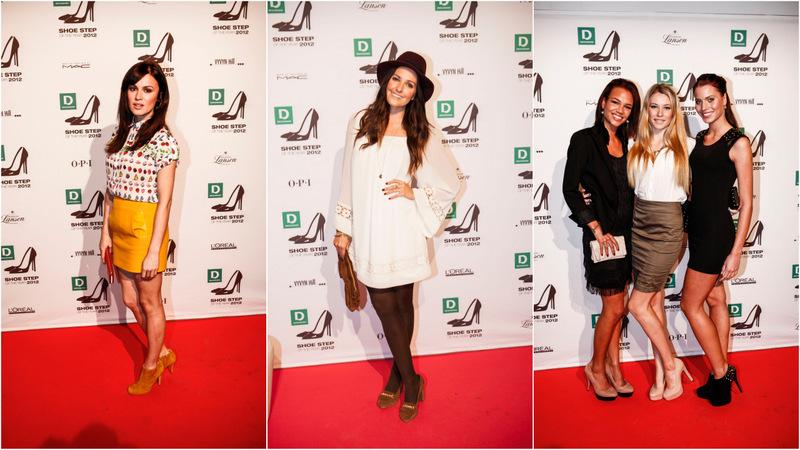 Shoe Step 2012 - Promis_Laufsteg_Aftershow