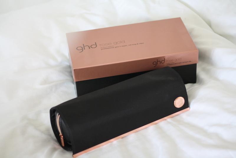 ghd rose styler