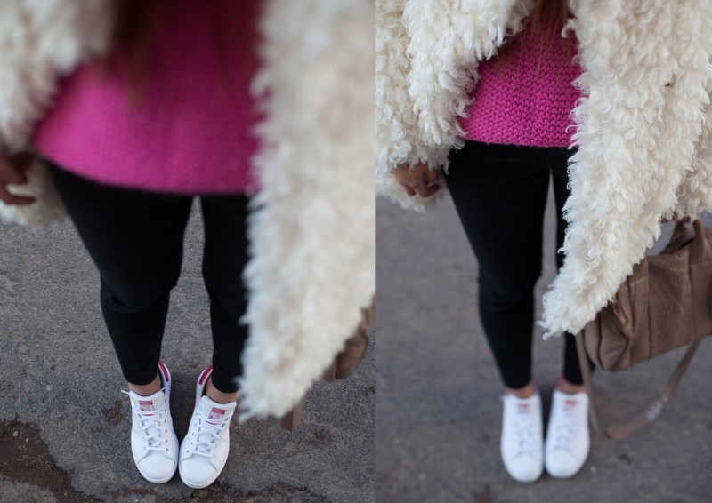 Alexander_Wang_Adidas_Stan_Smith_Pink_Edited_Fluffy_Coat_River_island_High_Waist_Jeans_Des