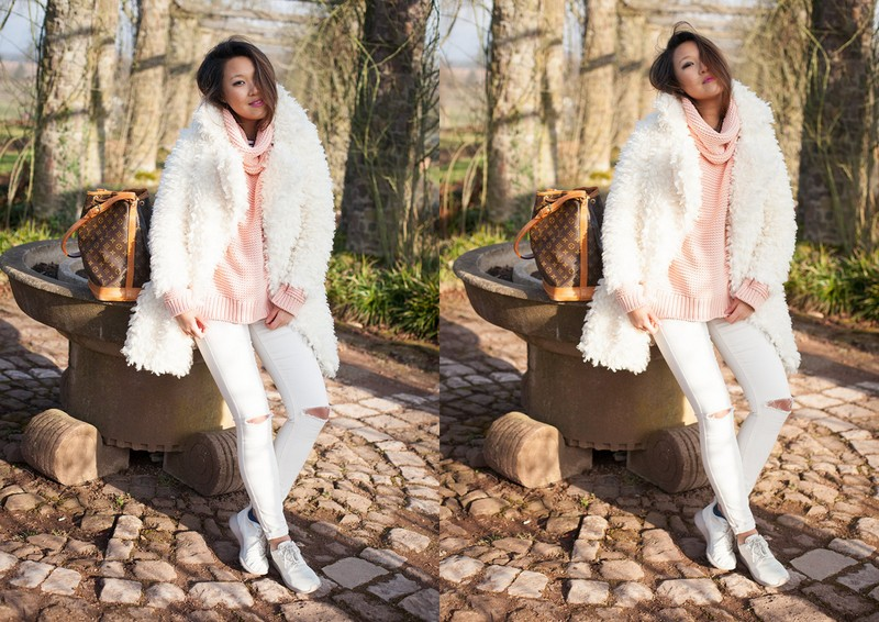 140215 Februar weiß, rosa